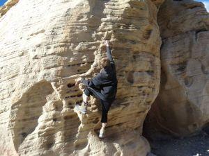 josh red rock canyon