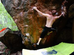 Climbing Magazine Submission