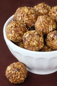 From http://www.gimmesomeoven.com/no-bake-energy-bites/
