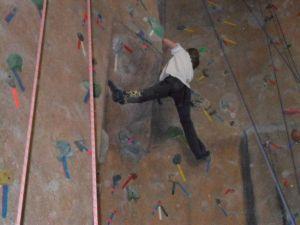 me indoor climbing