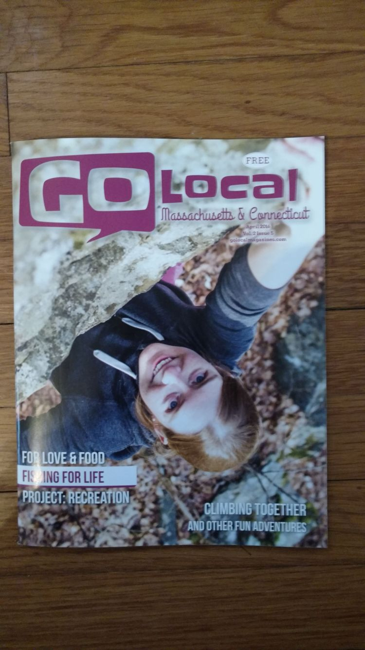 Go local cover