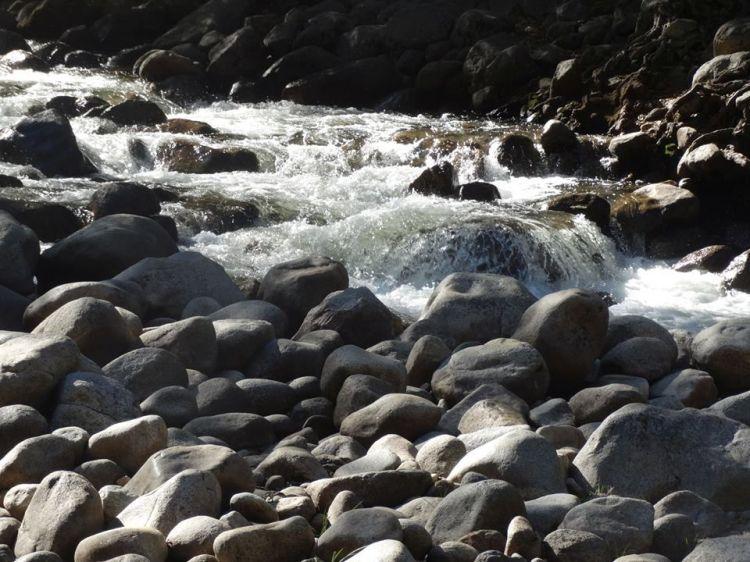 Yosemite water